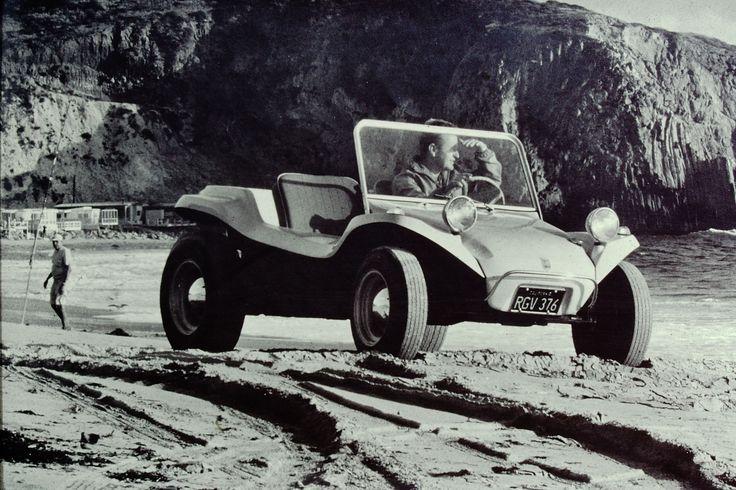 The original beach buggy - the Meyers Manx