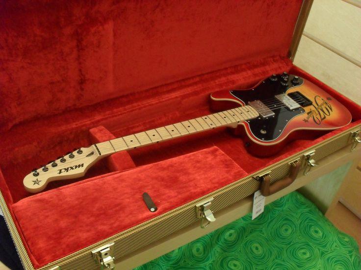 MXKT Custom Guitars: [PRJCT-4] '72 Tele