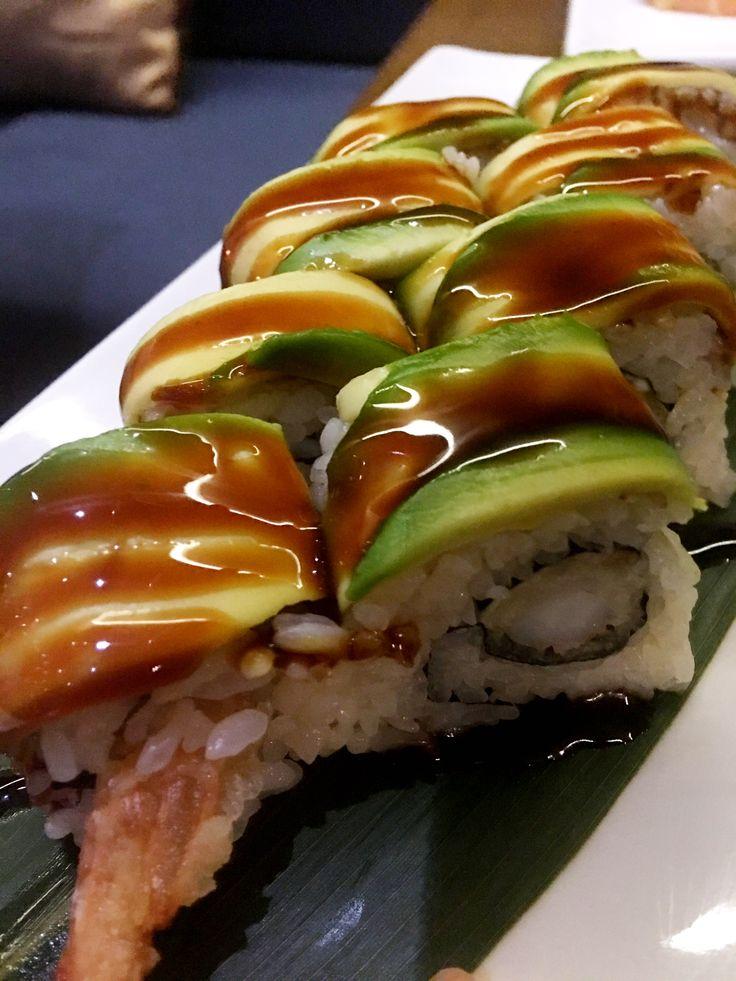 Avocado roll bomaki milano cucina ricette e cibo super for Ricette cibo