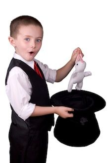 10 Magic Tricks any Child Can Learn » Nanny.NET