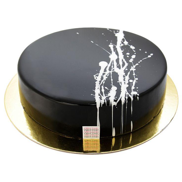 Adriano Zumbo - Pollock Nights Cake