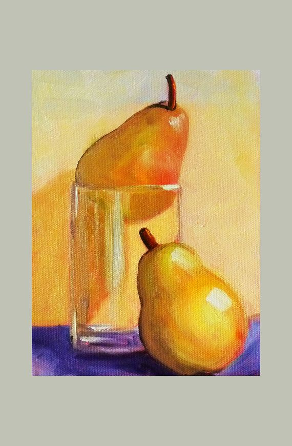 588 best pears images on Pinterest | Pears, Paint and Fruit