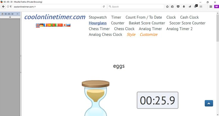 Want To Measure Time? Coolonlinetimer.com Has It All Covered  http://coolonlinetimer.com Free #Online #Timer #Stopwatch #Countdown #Clock #Alarm #Hourglass