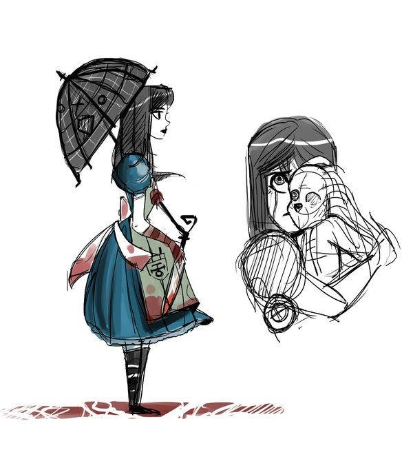 Alice (c) McGee's Alice: Madness Returns.