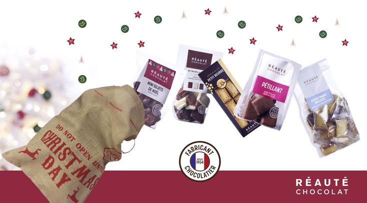 Résultats concours Réauté Chocolat : 5 hottes de Noël gagnées