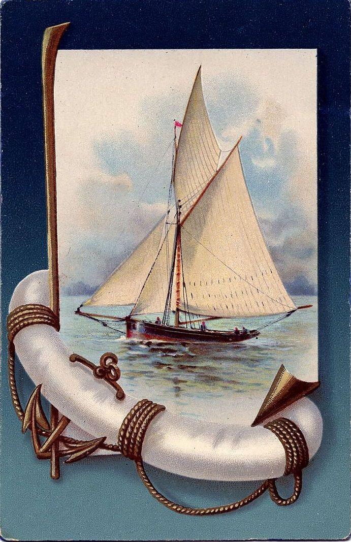 Открытки с кораблями антикварные, открытки начальнику фото