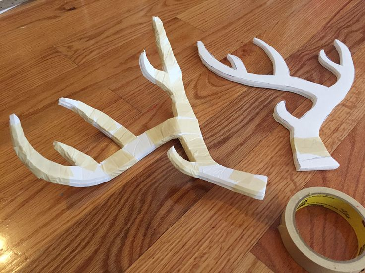 deer antler craft ideas tips for working with foam board for arts and crafts 4214