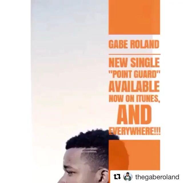 #PointGuard @theGabeRoland #single