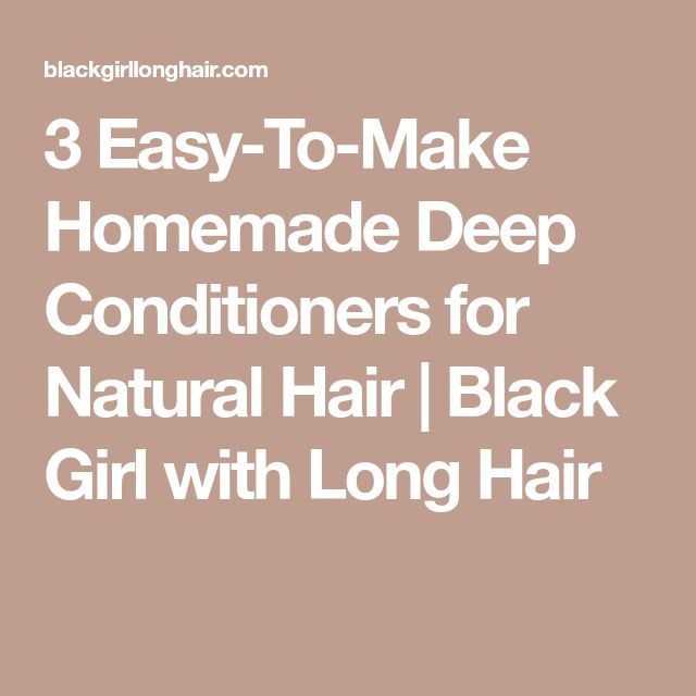how to make homemade shampoo for natural black hair