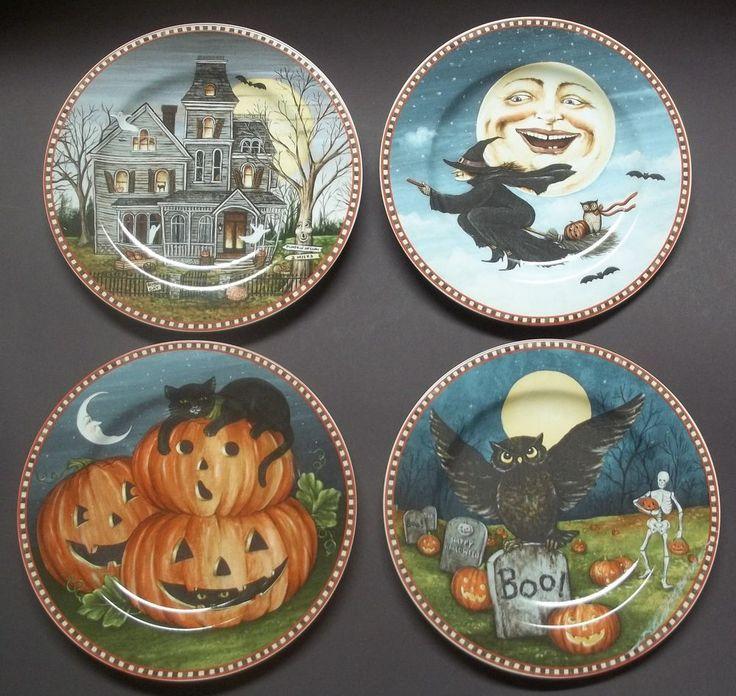8a14ac95080bd6084e13b4d3b6f97c8c halloween plates halloween party