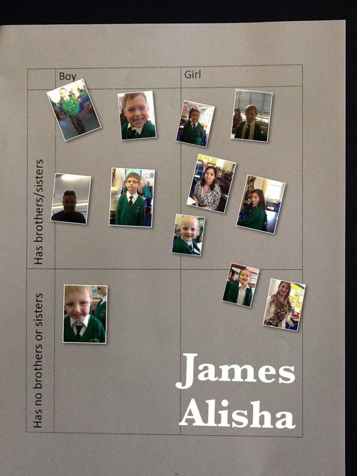 Mr P's ICT blog - iPads in the Classroom: Selfie Carroll Diagrams!