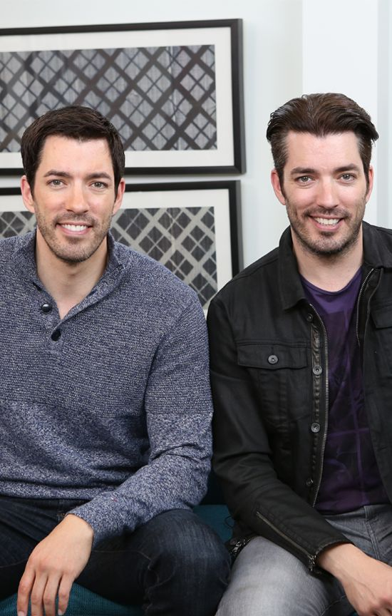 Property Brothers Jonathan and Drew on What They Like Being Served in Bed