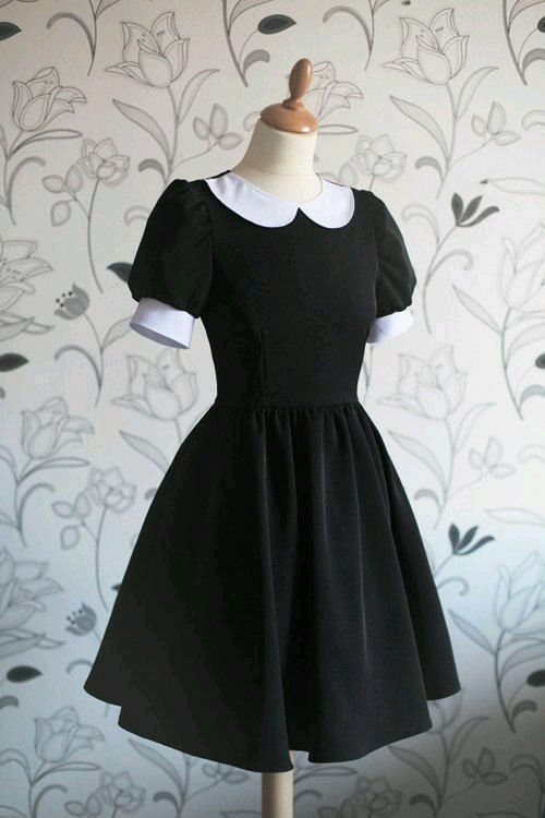 You can kill someone in this dress and get away with it.