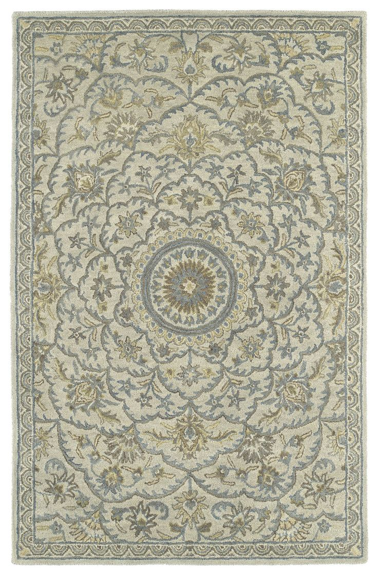 Kaleen Solomon Nehemiah Ivory Area Rug Amp Reviews Wayfair
