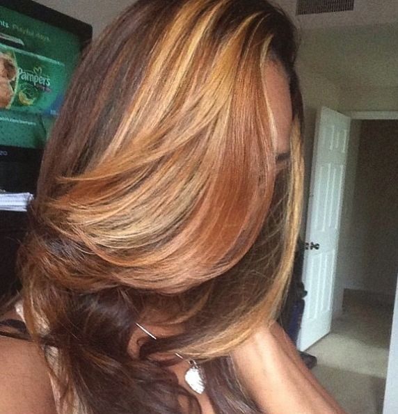 Long Hairstyles And Color 646 Best Hair  Slayer Images On Pinterest  Long Hairstyles