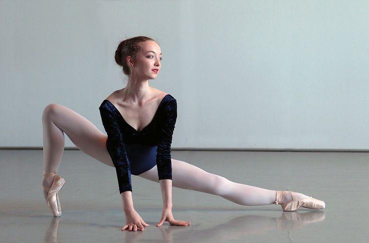 Danse Noir et blanc alexia Giordano