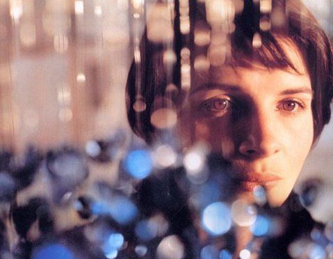 "Trois couleurs: Bleu, Krzysztof Kieslowski, 1993  ""Now I have only one thing left to do: nothing. I don't want any belongings,  any memories. No friends, no love. Those are all traps."""