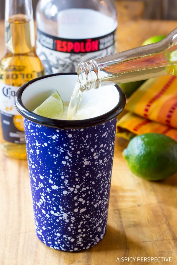 Simple Frozen Beeritas Recipe