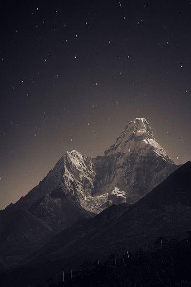 """Neapal: Ama Dablam (aus """"Die schönsten Berggipfel der Welt """")                                                                                                                                                                                 Mehr"""