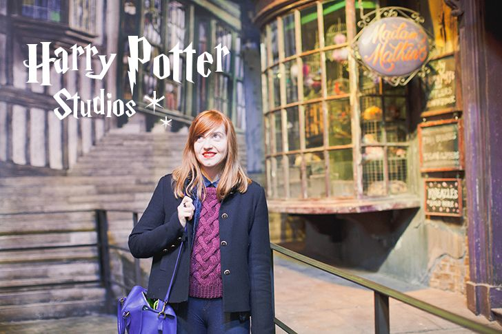Alohomora !   Harry Potter Studios