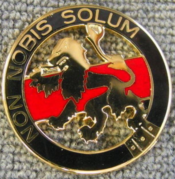 1st Maintenance Company Crest