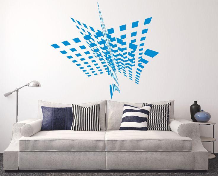 Vinilo decorativo composición abstracta láminas #vinilo #vinilodecorativo #vinilodecorativovarios #devinilos #devinilosvinilocomposicionabstractalaminas