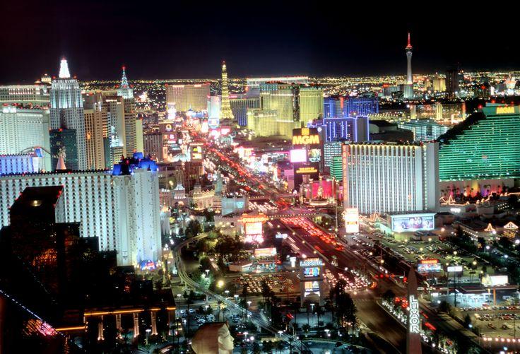 Las Vegas. Annually.