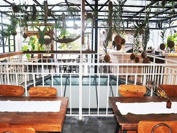 Jicama, cool rooftop bar in Seminyak, Bali
