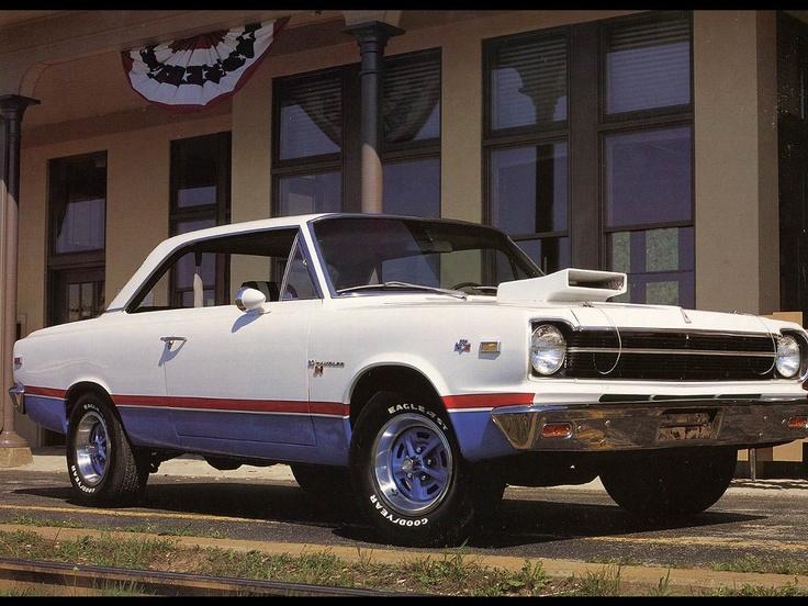 1969 AMC Rambler Hurst Coupe    #rambler #1969Rambler #Hurst
