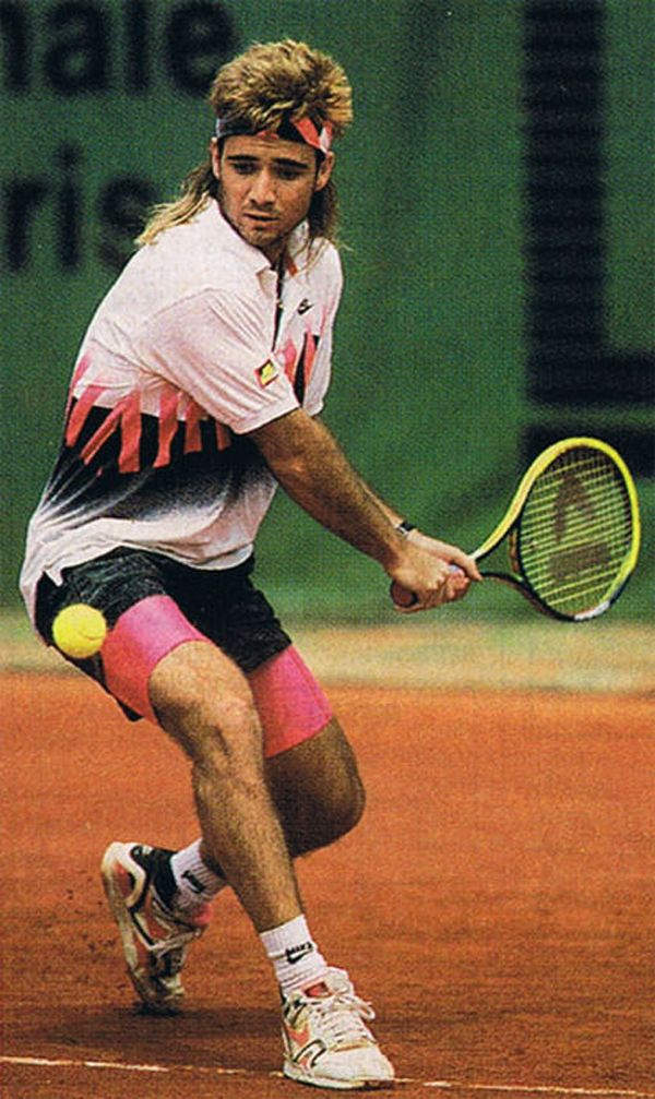 andre agassi - photo #30