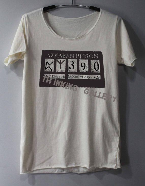 409fed8a89597c Prisoner of Azkaban Shirt Harry Potter Shirt TShirt T Shirt Tee Shirts -  Size S M L on Etsy