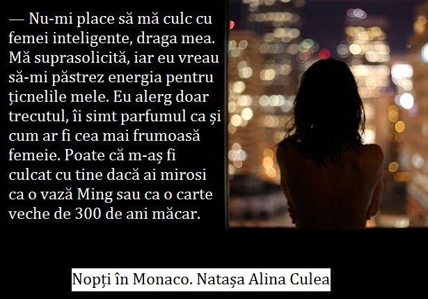 Roman ~ Nopti la Monaco