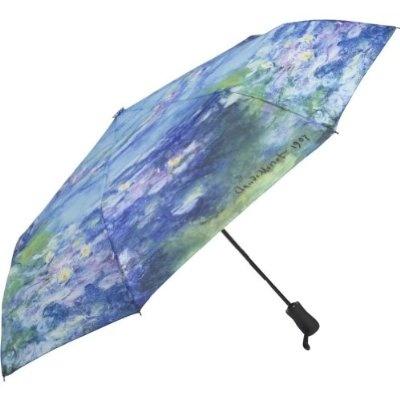 Monet Waterlillies Umbrella: Autos Supermini, Super Minis Umbrellas, Rain Umbrellas, Many Waterlili, Waterlili Umbrellas, Lilies Autos, Galleria Monet, Monet Water Lilies, Autos Super Minis