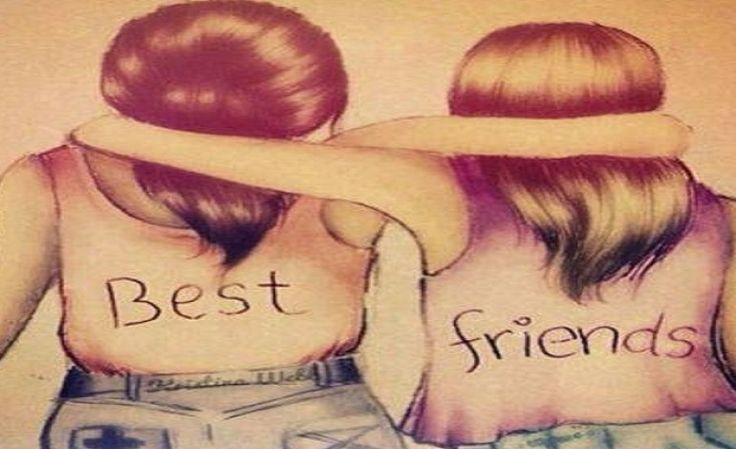 Risultati immagini per 10 cose da sapere sulle migliore amica frasi