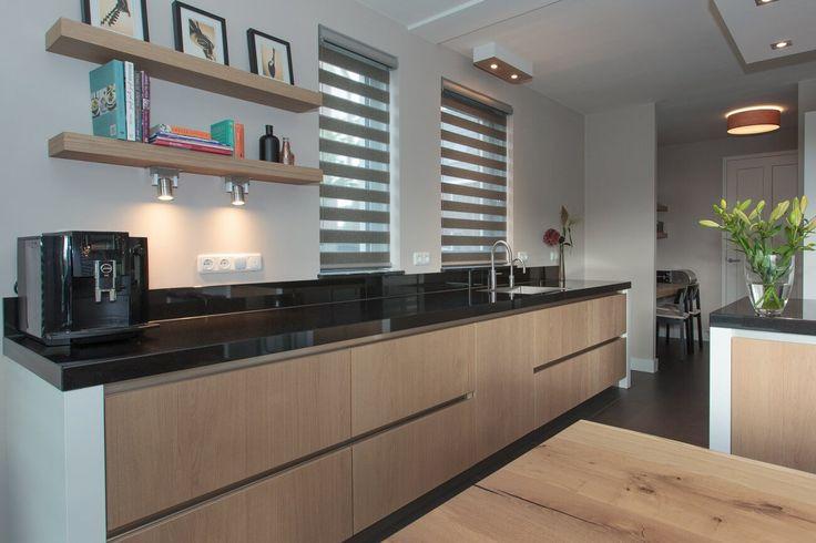 Thijs van de Wouw Keukens - Design met Eiken