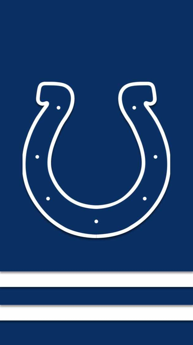 I Made Phone Wallpapers Based On The Jerseys Of Every Nfl Team With Throwbacks As An Added Bonus Indianapolis Colts Logo Nfl Teams Colts Football