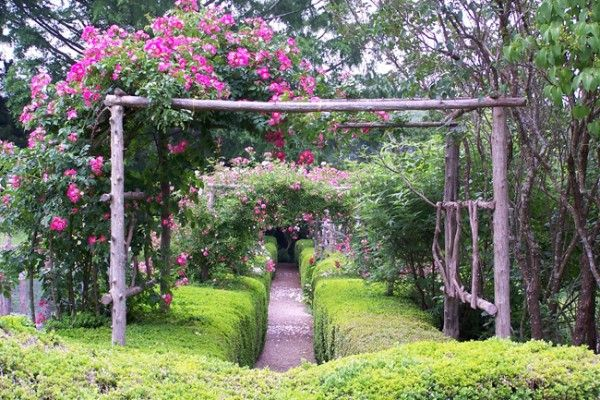 13 auténticos jardines secretos