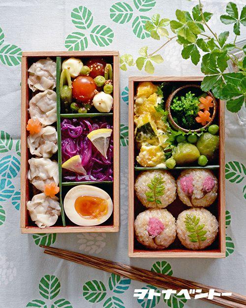 今週も明けましたヽ(´▽`)/昨日の常備菜のおかげで、今朝は慌てず騒がず、余裕のお弁当作り(*´艸`*)・焼売 ←97円の!(笑)・スナップえんどうとミニトマトのマスタード和え・紫キャベツのスイチリマリネ・味玉・かぼちゃとチーズのサラダ・菜の花のお浸し・芽キャベツとグリーンピースの洋風煮浸し・玄米おにぎり昨日常備菜を作る時間があると思わず、焼売を買っていた(ノ∀`)でもね、この焼売、本当に美味しいからたまに食べたくなる...