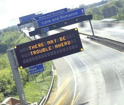 Funny Road Signs - Amazing Data