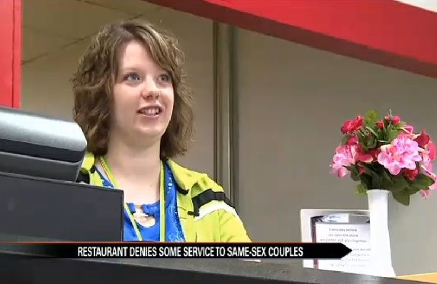 Indiana Pizzeria Tells Local News Station They Won't Serve Same-Sex Marriages - Provided by TheWrap