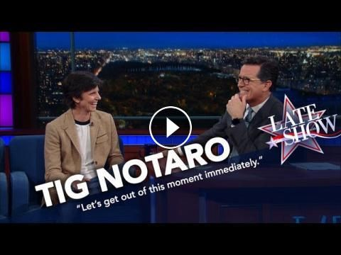 Tig Notaro Has No Fear Of Awkward Moments: Comedian and actress Notaro doesn't seem nervous for someone about to make her Carnegie Hall…