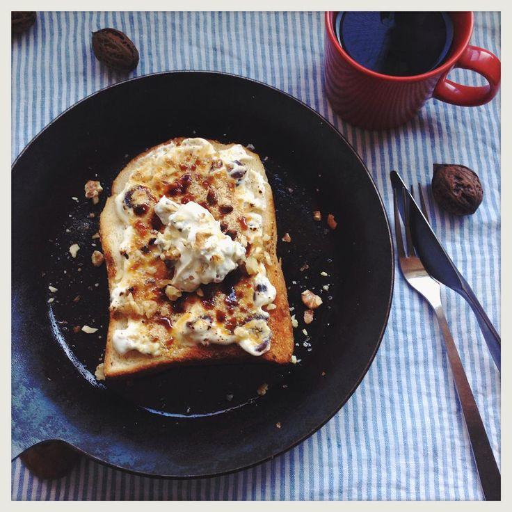 食パンの侮れないポテンシャル!真似したくなるトーストアレンジレシピまとめ - macaroni