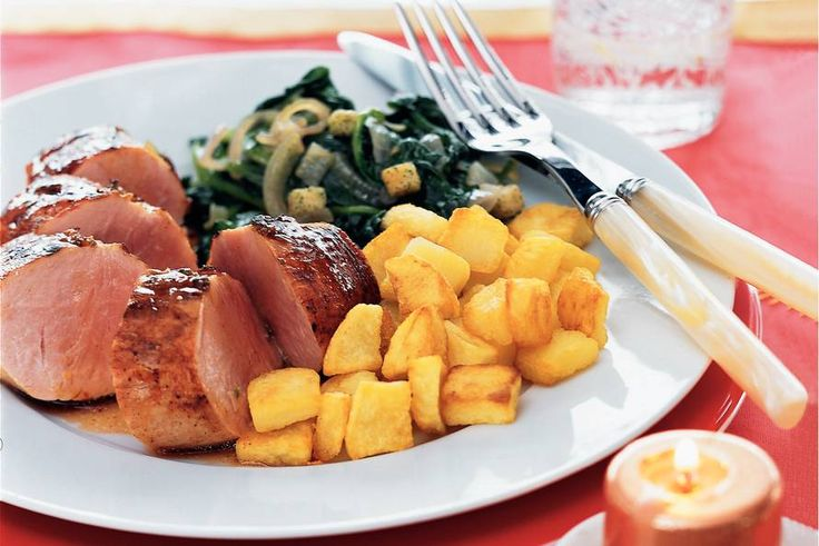 Gemarineerde varkenshaas - Recept - Allerhande
