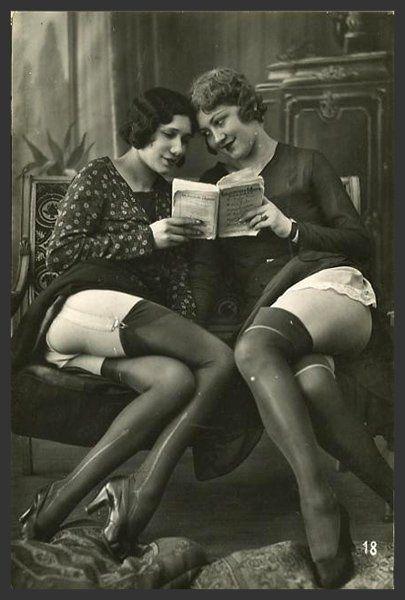 """Résultat de recherche d'images pour """"lectrice  nues vintage"""""""