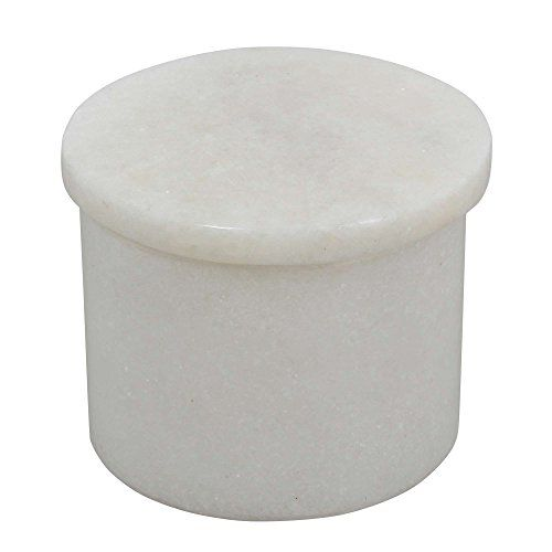 White Marble Art Small Round Jewelry Box for Rings, Special Gift for Girlfriend ShalinIndia http://www.amazon.in/dp/B00QAF2VTM/ref=cm_sw_r_pi_dp_hcbGvb0JVCKXX