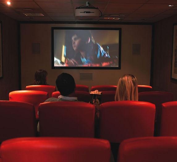 Private Cinema, The Twelve Apostles - Cape Town