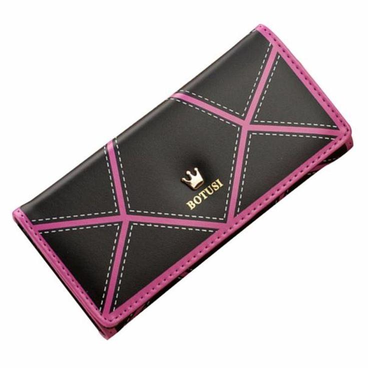 $5.04 (Buy here: https://alitems.com/g/1e8d114494ebda23ff8b16525dc3e8/?i=5&ulp=https%3A%2F%2Fwww.aliexpress.com%2Fitem%2Fwallet-women-pu-leather-womens-wallets-and-purses-wallet-women-luxury-brand-dollar-price-portefeuille-femme%2F32658831808.html ) wallet women pu leather womens wallets and purses wallet women luxury brand dollar price portefeuille femme good for just $5.04