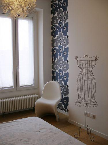 Bedroom corner: flickr::cupofsnowflakes