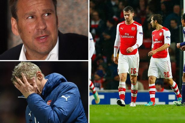 Paul Merson: Wenger should be sacked if Arsenal lose the title race to Leicester or Spurs - https://movietvtechgeeks.com/paul-merson-wenger-sacked-arsenal-lose-title-race-leicester-spurs/-Former Arsenal player Paul Merson believes that there is no reason for Arsenal to finish below Leicester and Tottenham this season.