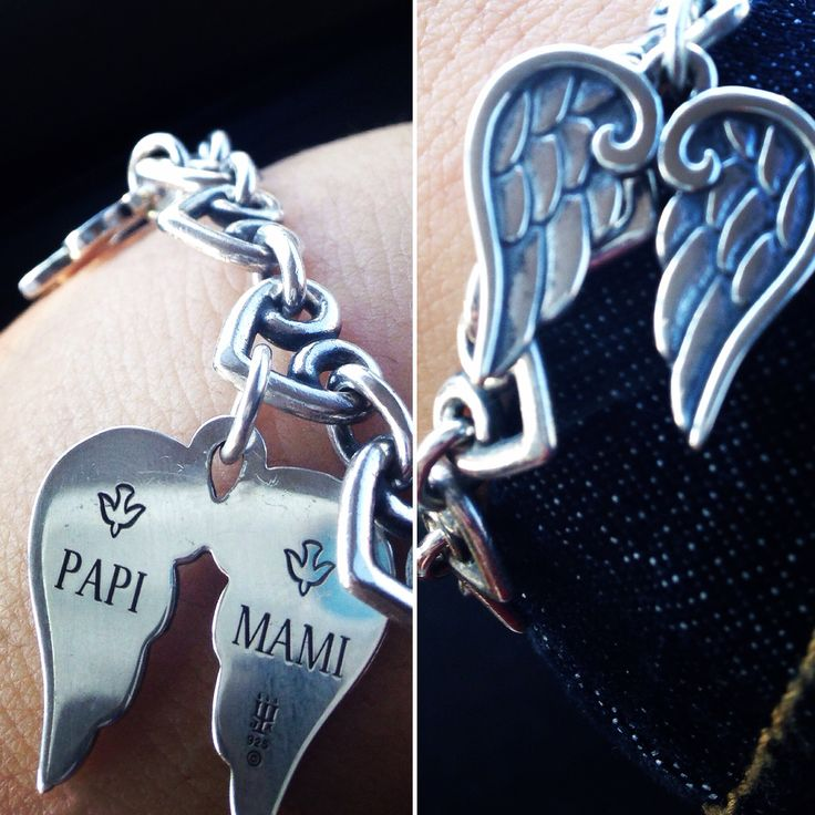 James Avery In Memory Angel Wing Charm Jamesavery
